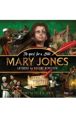 The Quest for a Bible - Mary Jones