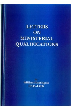 Letters on Ministerial Qualifications