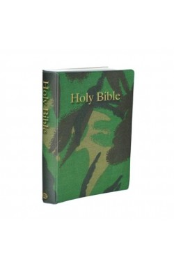 KJV Pocket Reference Bible, Camouflage