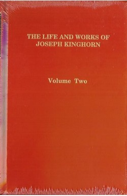 The Life and Works of J Kinghorn (Vol 2)