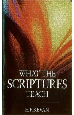 What the Scriptures Teach
