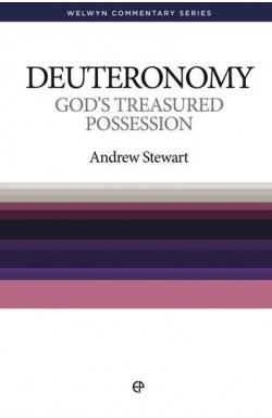 God's Treasured Possession - Deuteronomy