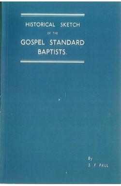 Historical Sketch of the GS Baptists