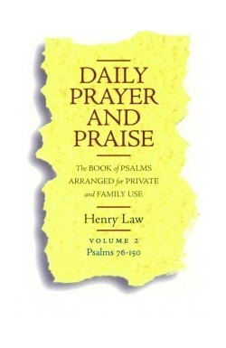 Daily Prayer and Praise Vol 2