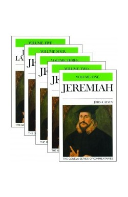 Commentaries of Jeremiah (5 vol set)
