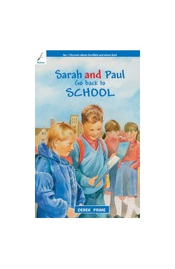 Sarah and Paul Go Back to School
