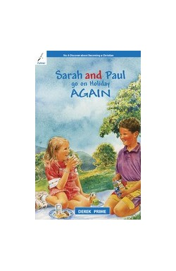 Sarah and Paul On Holiday Again