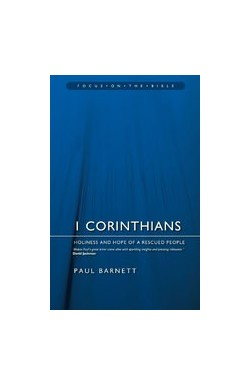 1 Corinthians - Holiness and Hope of a Rescued People