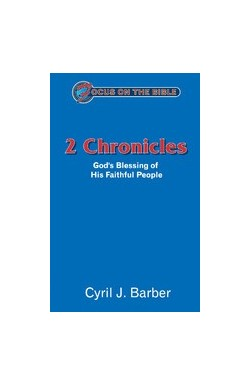 2 Chronicles - God's Blessing of His Faithful People