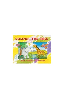 Colour the Bible: Genesis - 2 Chronicles