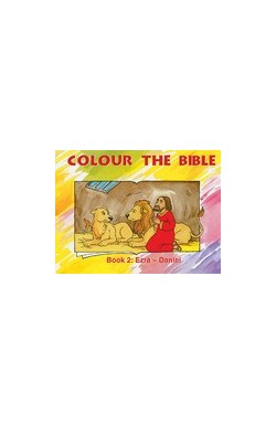 Colour the Bible: Ezra - Daniel