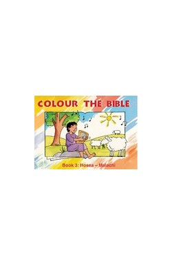 Colour the Bible: Hosea - Malachi