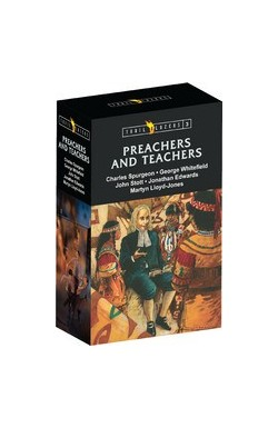 Preachers and Teachers - Trailblazers box set
