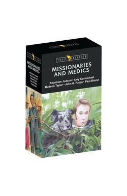 Missionaries and Medics - Trailblazers box set