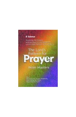 The Lord's Pattern for Prayer