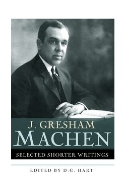Selected Shorter Writings