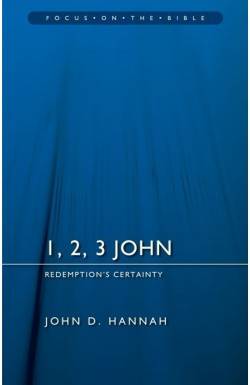 1, 2, 3 John - Redemption's Certainty
