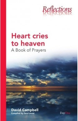Heart Cries to Heaven - A Book of Prayers