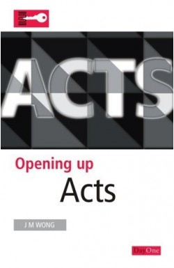 Opening up Acts