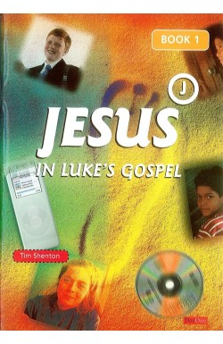 Jesus in Luke's Gospel - Book 1