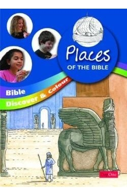 Bible Discover and Colour: Places