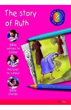 Bible Colour & Learn - The Story of Ruth