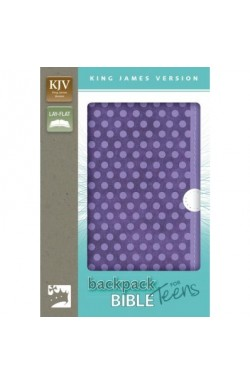 KJV Backpack Bible for Teens
