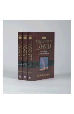 Treasury of David (3 vol set)