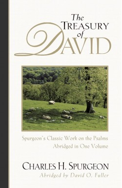 The Treasury of David (One Volume)