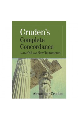 Cruden's Complete Concordance (h/b)
