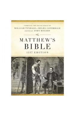 Matthew's Bible 1537 facsimile