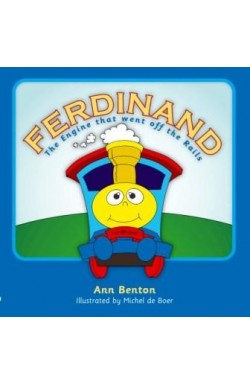 Ferdinand - The Engine that went off the Rails (book only)