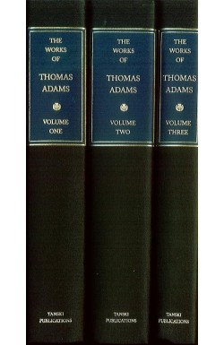 Works of T Adams (3 vols)