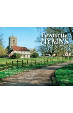 Favourite Hymns Appointment Calendar