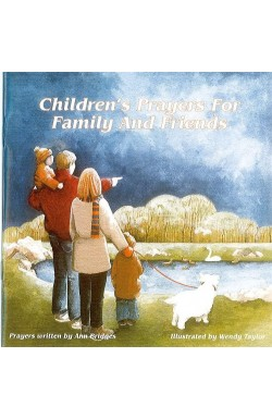 Children's Prayers for Family and Friends