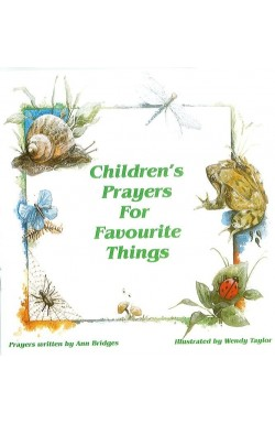 Children's Prayers for Favourite Things