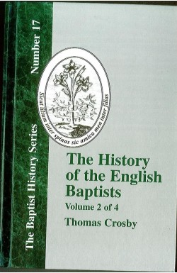 History of the English Baptists (Vol 2)