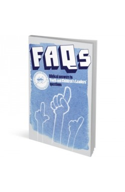 FAQ's - Biblical answers to youth and children's leaders' questions