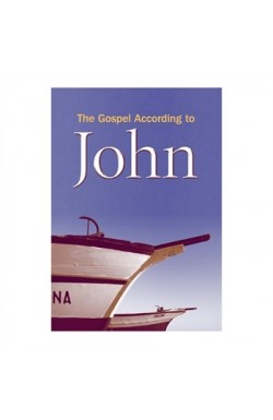 The Gospel According to John, KJV (Large Print)