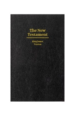 KJV Giant Print New Testament