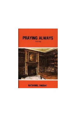 Praying Always Part 1