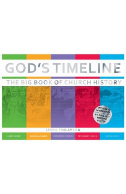 God's Timeline - The Big Book of Church History