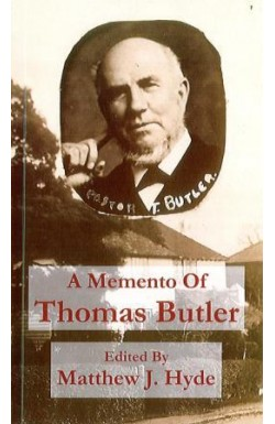 A Memento of Thomas Butler