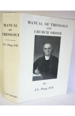 Manual of Theology and Church Order