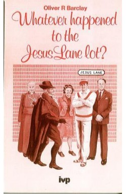 Whatever Happened to the Jesus Lane Lot?