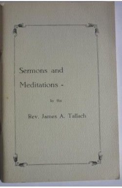 Sermons and Meditations