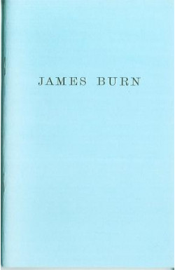 James Burn: A Trophy of Invincible Grace