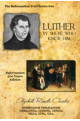 Luther by Those who Knew Him