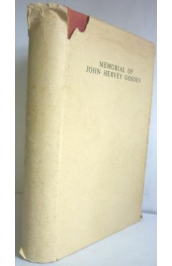 Memorial of John Hervey Gosden