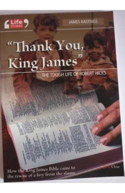 """Thank You, King James"": Tough Life of Robert Hicks"